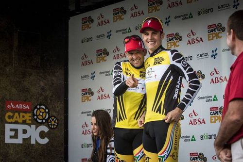 Кулхави и саузер усилили лидерство на absa cape epic