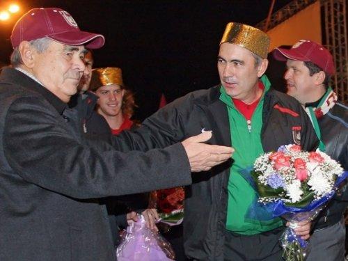 Курбан бердыев снова возглавит казанский «рубин» - «спорт»