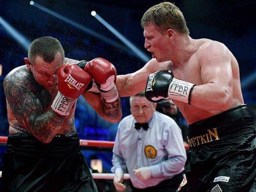Лебедев: санек стал «гасить» с первого раунда, такого поветкина я еще не видел - «бокс»