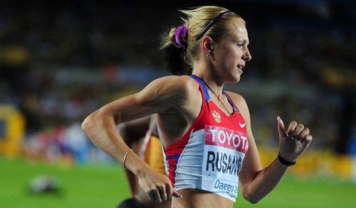 Легкая атлетика. юлия степанова: почему я не хочу в россию