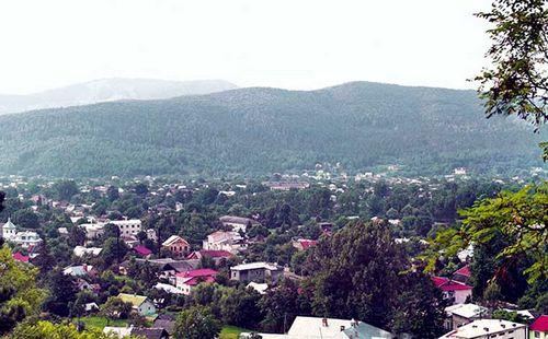 Летний и зимний отдых в городе косове и районе