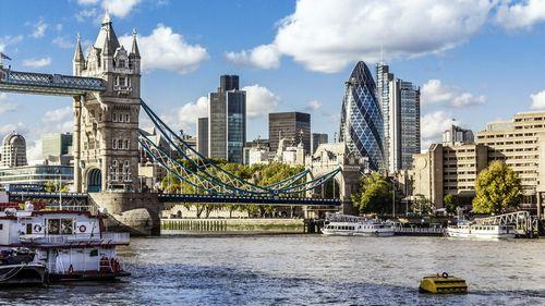 Лондон инвестирует 1 млрд евро в велоинфраструктуру