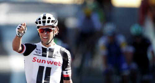 Майкл мэттьюс выиграл 14-й этап тур де франс 2017