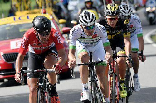 Марсель киттель выиграл финишный спринт шестого этапа тур де франс 2017