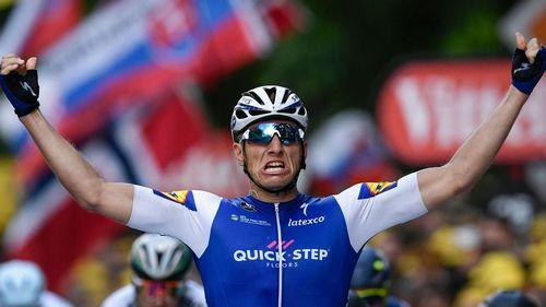 Марсель киттель выиграл второй этап тур де франс 2017