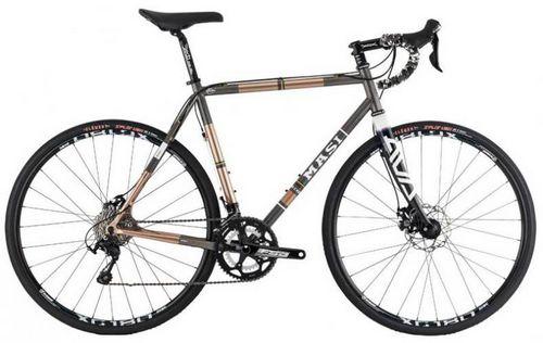 Masi выпустили новый велокроссовый байк cxgr и обновили шоссейный evoluzione