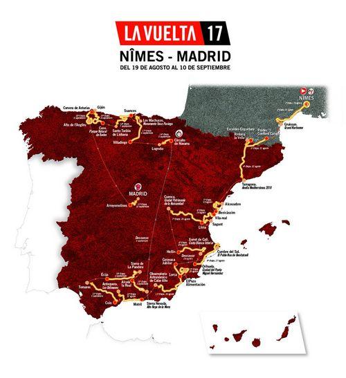 Маттео трентин забрал победу на четвертом этапе вуэльты испании 2017