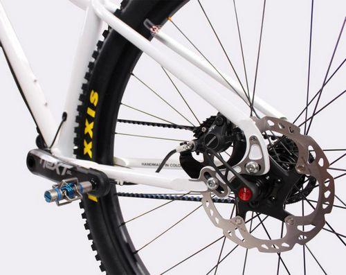 Matter cycles — молодой велосипедный бренд из сша
