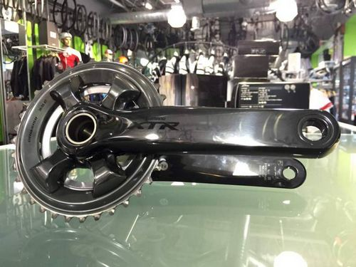 Механическая группа shimano xtr m9000 поступила в широкую продажу (фото+вес)