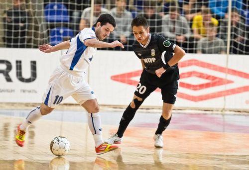 Мфк тюмень обменялся победами с диной в первых матчах плей-офф суперлиги