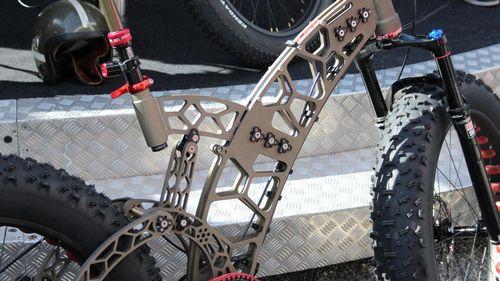 Модульный велосипед bees bike