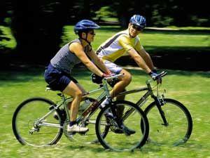 Можно ли ездить на велосипеде при простатите