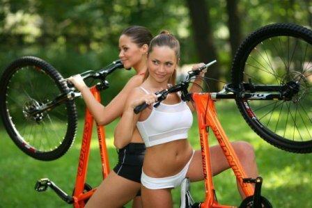 Можно ли похудеть ездой на велосипеде ?
