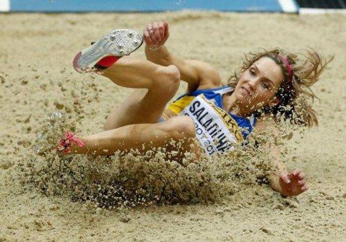 На чемпионате украины легкоатлеты сражались за медали и место в сборной на европейское первенство - «легкая атлетика»