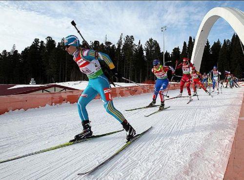 На финал кубка мира по биатлону в ханты-мансийск съедутся участники из 30 стран