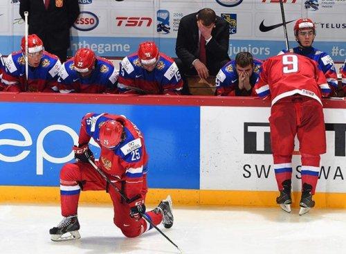 На мчм по хоккею с подачи депутатов-жириновцев вышел большой облом - «хоккей»