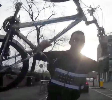 Новости: дикий велосипедист, specialized epic ht, электро microshift excd, велопуть над городом