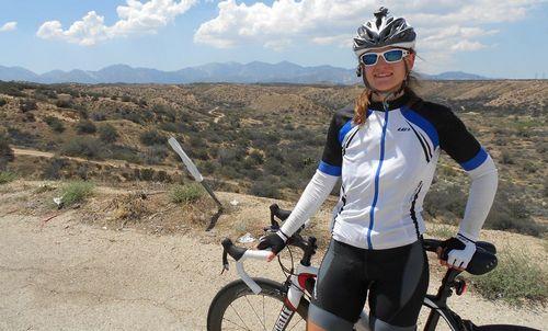Новости из параллельной реальности — аманда кокер проехала за год 138 400 км на велосипеде