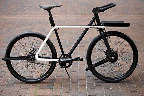 Новый умный велосипед denny