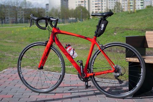 Новый велосипед котовского — карбоновый эндуранс