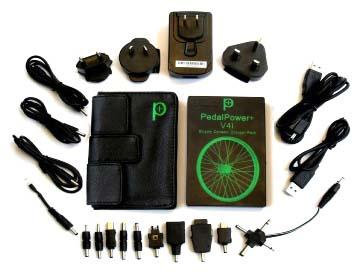 Обзор коммерческих портативных зарядных устройств usb с питанием от динамо-втулок