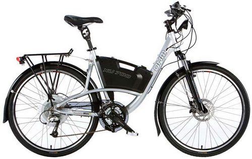 Обзор пяти самых лучших электрических велосипедов