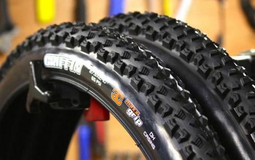 Обзор: покрышки maxxis griffin