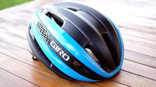 Обзор: шлем giro synthe