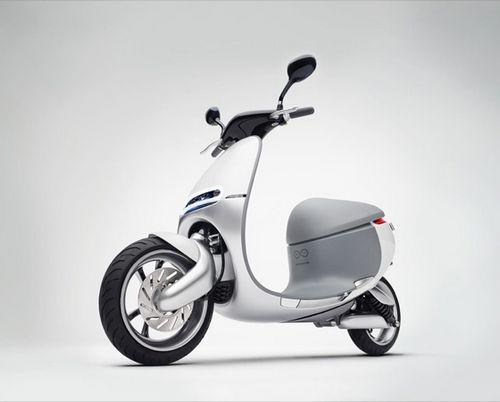 Обзор скутера gogoro