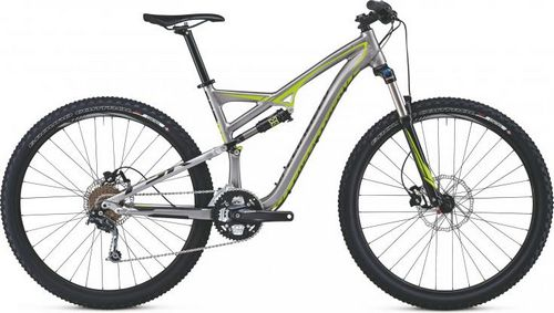 Обзор: specialized camber 29