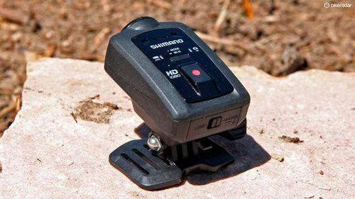 Обзор: спортивная камера shimano cm-1000