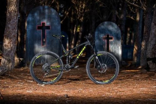 Обзор: trek slash 9.8 2015