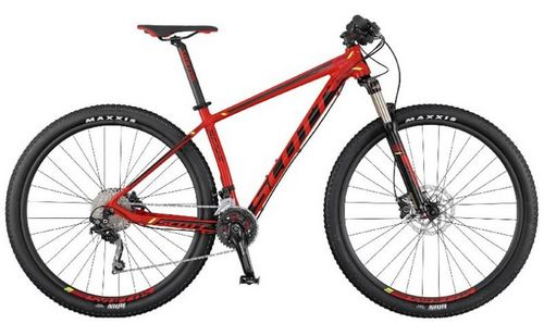 Обзор велосипеда scott scale 770 2017