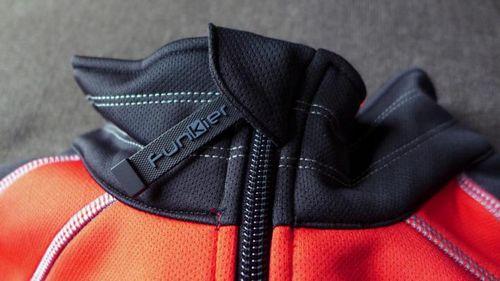 Обзор: велосипедная куртка funkier bike winter jacket