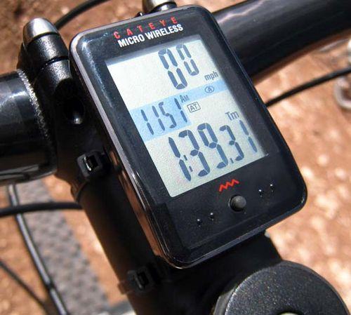 Обзор велосипедного компьютера cateye cc-mc200w micro wireless