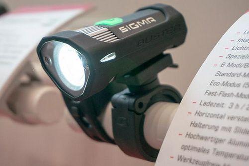 Обзор: велосипедный фонарь sigma buster 200