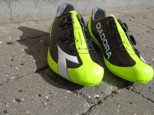 Обзор: велотуфли diadora vortex pro