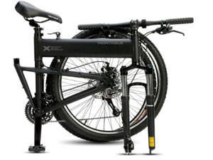 Обзоры складных велосипедов с большими колесами