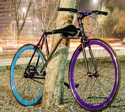 Очередной «неугоняемый» велосипед