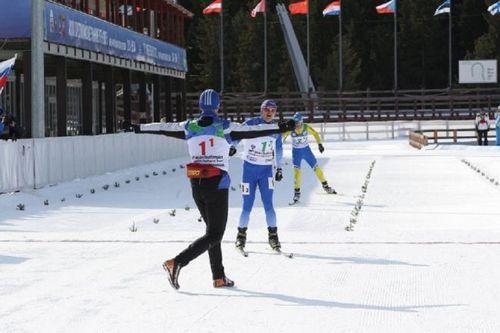 Очередную медаль на сурдлимпиаде в ханты-мансийске россиянам принесли лыжники
