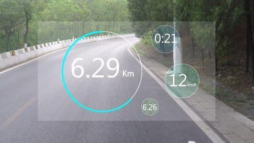Очки senth in1: дополнение к реальности велосипедиста
