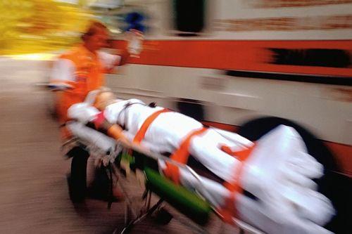 Оказании доврачебной помощи при травматическом шоке