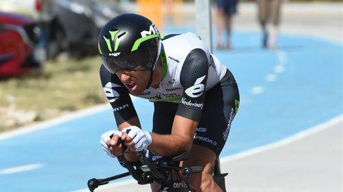 Пьер роллан - победитель семнадцатого этапа джиро д'италия 2017'италия 2017 'италия 2017