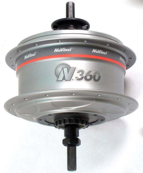 Планетарный велосипедный вариатор nuvinci n360 и n171 cvt