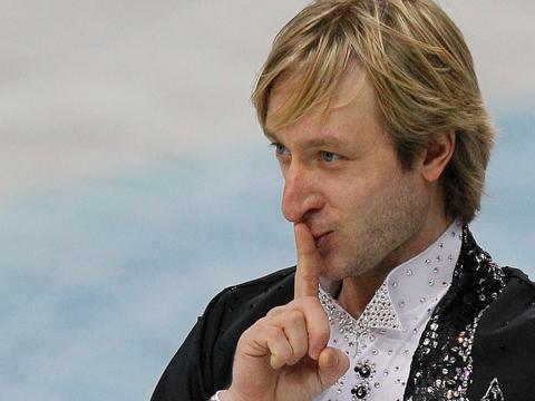 Плющенко заявил о желании выступить на следующей олимпиаде: все, что было сломано, зажило