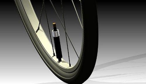 Поддержание надлежащего давления в шинах велосипеда