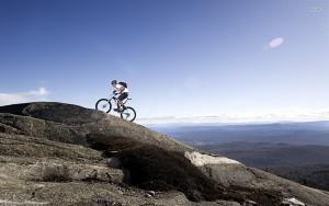 Подъем в гору на велосипеде на примере великобритании