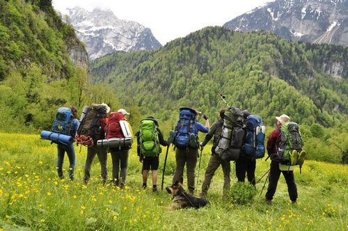 Подготовка к походу - активно-туристический и переходный периоды