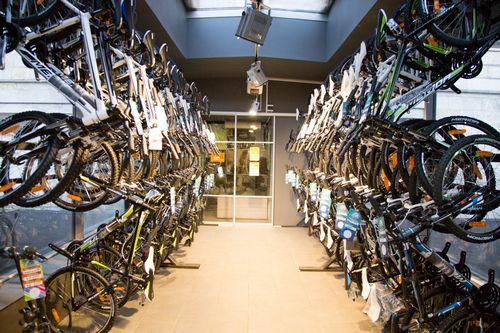 Подготовка велосипеда к хранению зимой