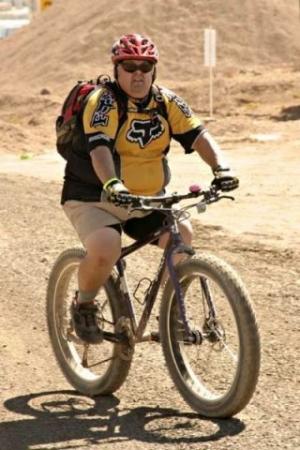 Похудеть на велосипеде